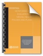 Monitoring and Evaluation of Mental Health Policies and Plans