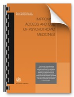 Improving Access and use of Psychotropic Medicines